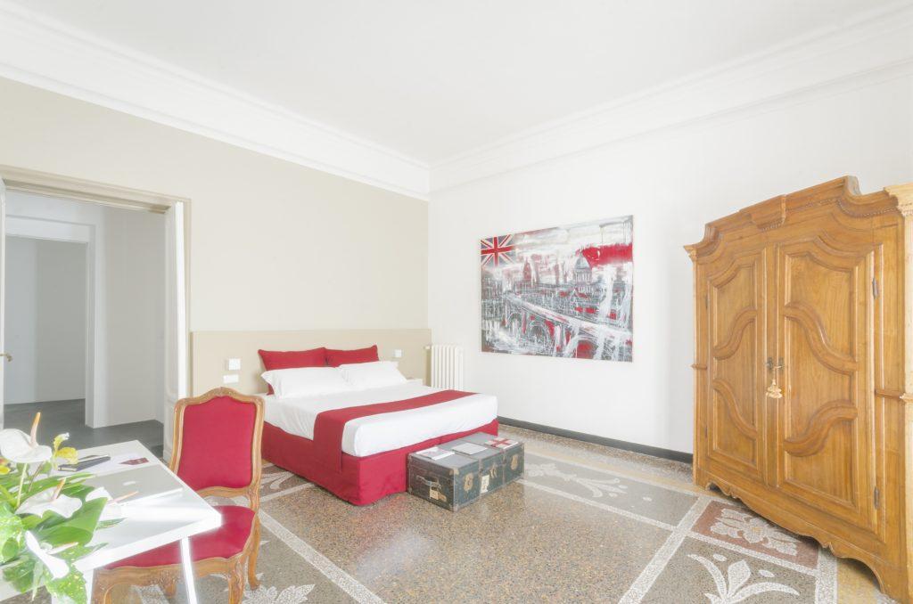 Genova 46 Suites & Rooms Camera la Rossa