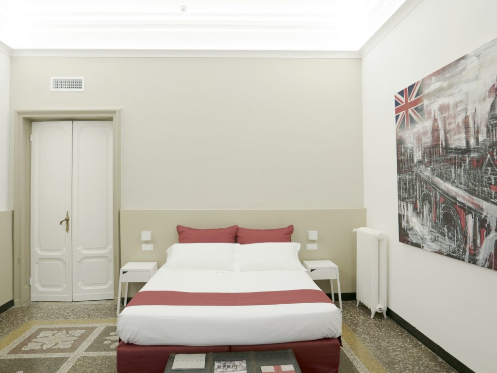 Camera Matrimoniale La Rossa