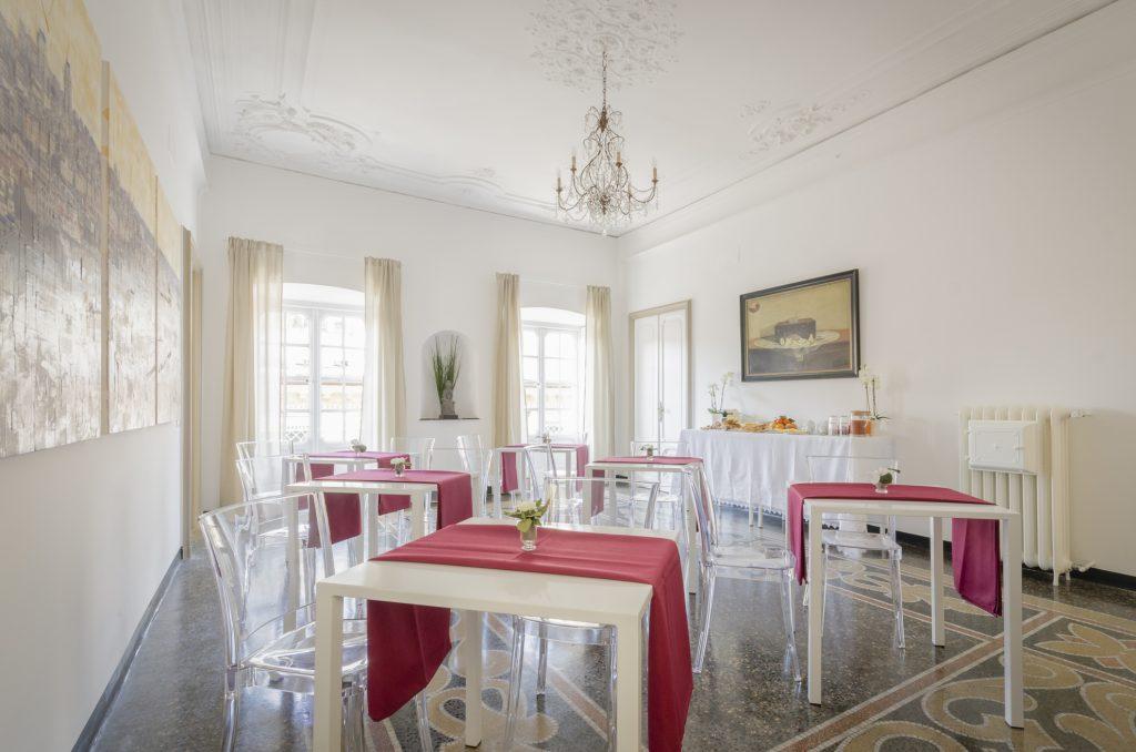 Genova 46 Sala Colazioni