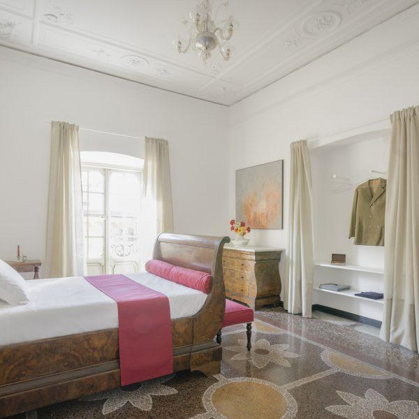 Camera Matrimoniale in Stile Impero