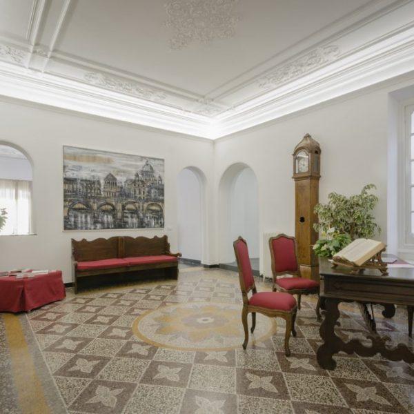 Genova 46 Suites & Rooms Reception