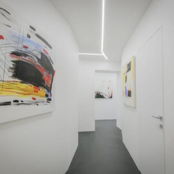 Genova 46 Suites & Rooms Corriodio